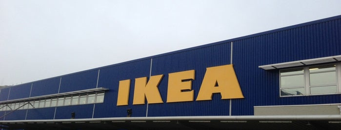 IKEA is one of Winkels.
