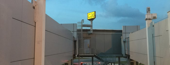 Gate C26 is one of SIN Airport Gates.
