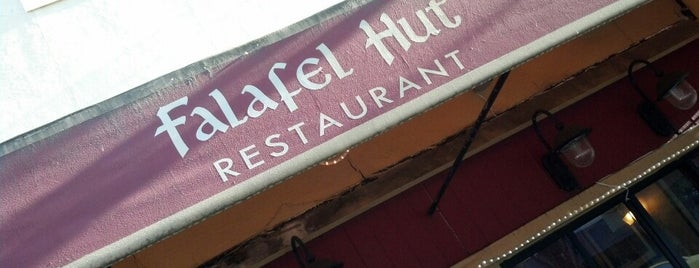Falafel Hut is one of Marin Cheap Eats Gems.