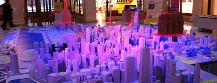Chicago Architecture Foundation is one of Culture in the Loop.