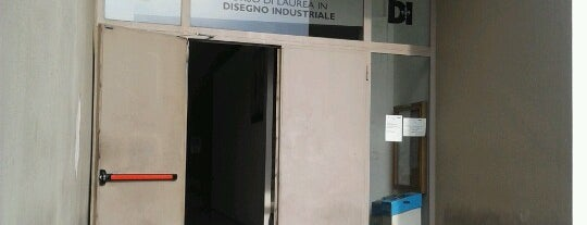 Sede di Disegno Industriale is one of UniFi.