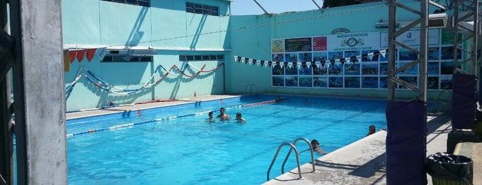 Club Villa Sahores is one of Restos-Cerca.