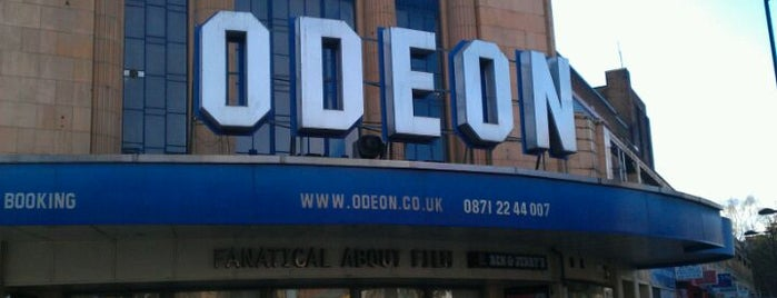 Odeon Cinema is one of Must-visit Movie Theaters in London.