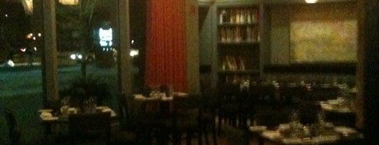 EVOO is one of 50 Best Restaurants.
