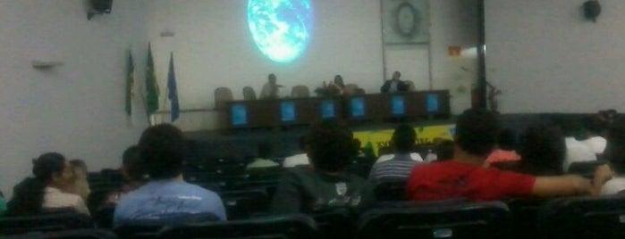 Auditório da Reitoria is one of UFRN.