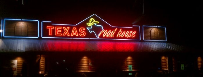 Texas Roadhouse is one of Highly Recommended Restaurants.