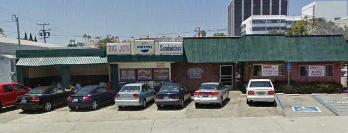 Big Jo's is one of LA's Best Hamburgers.