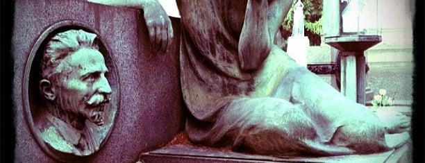 Cimitero Monumentale is one of 101Cose da fare a Milano almeno 1 volta nella vita.