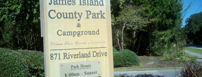 James Island County Park is one of Charleston, SC #visitUS.