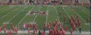 John L. Guidry Stadium is one of Nicholls State University.