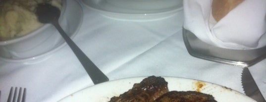 Ruth's Chris Steak House is one of Manhattan.