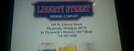 Liberty Street Brewing Company is one of Breweries.