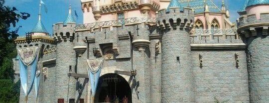 Sleeping Beauty Castle is one of Disneyland: The Happiest Place on Earth.