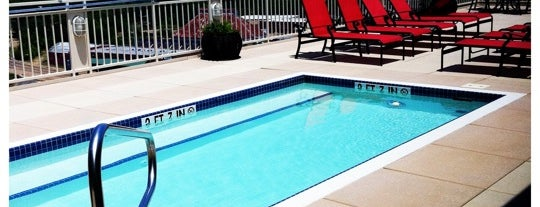 King Edward Rooftop Pool is one of Mississippi.