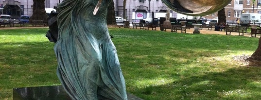 Berkeley Square is one of Places to Visit in London.