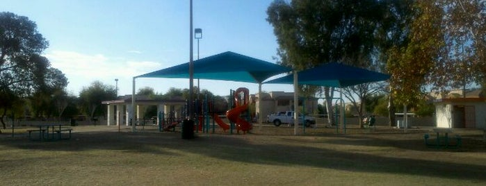Bonsall Park North is one of PHX Parks in The Valley.