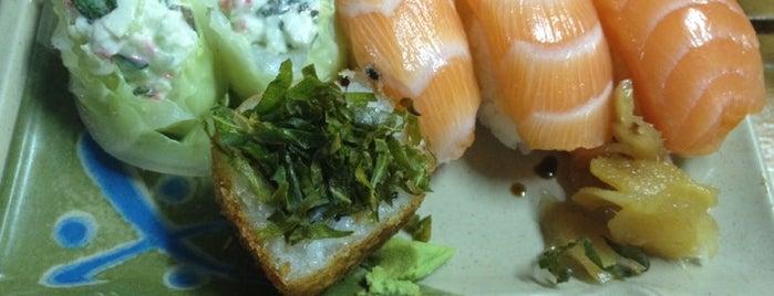 Wasabi is one of Sushi em Campão.