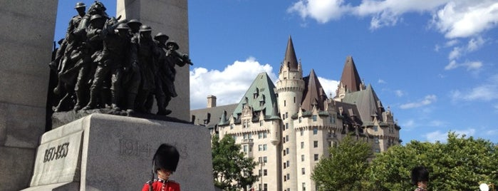National War Memorial is one of Ottawa.