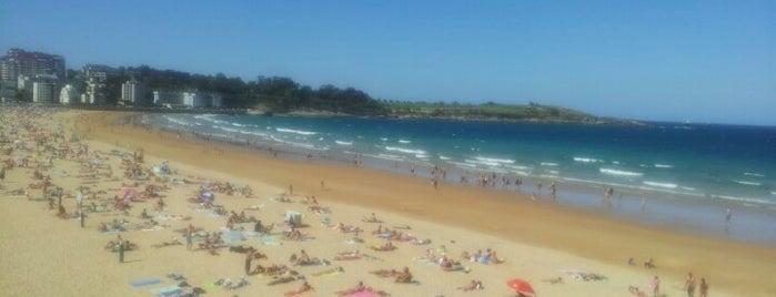 Segunda Playa del Sardinero is one of Santander.