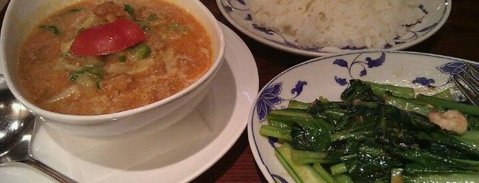 ヴィラ・スラバヤ (Villa SuraBaya) 豊洲店 is one of Asian Food.