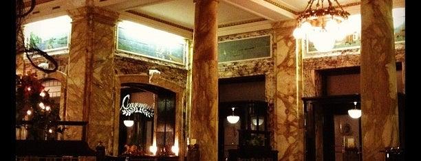 Radisson Lackawanna Station Hotel Scranton is one of The Essentials of Scranton, PA.