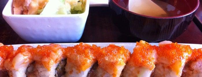 Tomoya Sushi is one of Burnaby Eats.