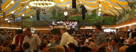 Fischer-Vroni is one of Oktoberfest all big tents todo list.