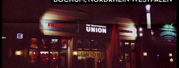 Union Kino is one of BermudaDreieck.