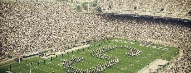 Big Ten Stadiums