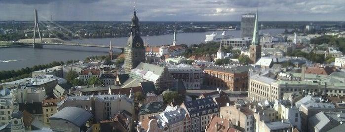 Pēterbaznīca | Sv. Pētera ev. lut. baznīca is one of Unveil Riga : Atklāj Rīgu : Открой Ригу.