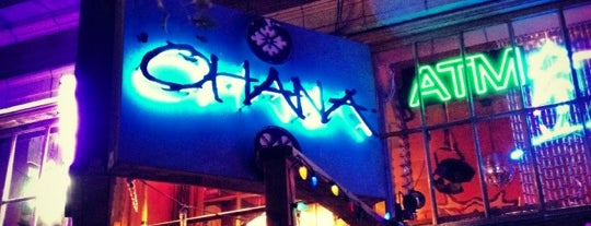 Ohana is one of Happy Hour in Seattle.