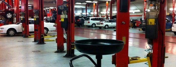 Jack Taylors Alexandria Toyota is one of Mine.
