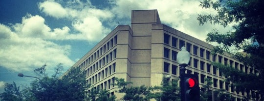 J. Edgar Hoover FBI Building is one of Washington, DC.