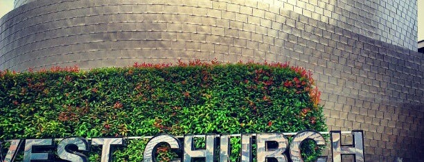 City Harvest Church is one of The Houses of Prayers & Worship.