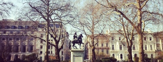 St James's Square is one of Must-visit Great Outdoors in London.