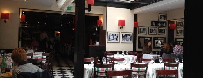 Chez Livio is one of Favorites restaurants in Paris.
