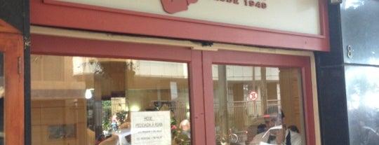 Rian Restaurante is one of Gourmet Carioca.