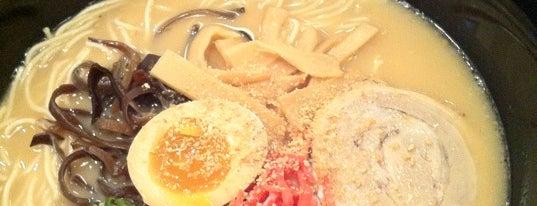 Terakawa Ramen is one of Japan In New York.