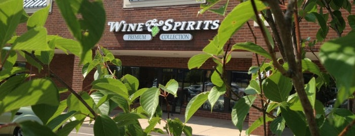 PA Wine & Spirits is one of Stores, Shops, & Malls.