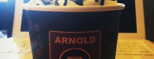 Arnold Coffee is one of Locali.