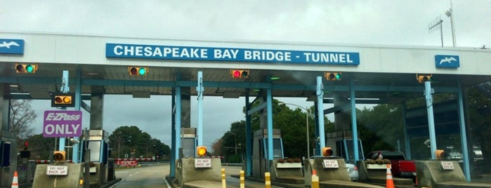 Chesapeake Bay Bridge-Tunnel is one of Top picks for Bridges.