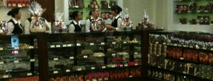 Chocolate Montanhes is one of Campos do Jordão 2012.