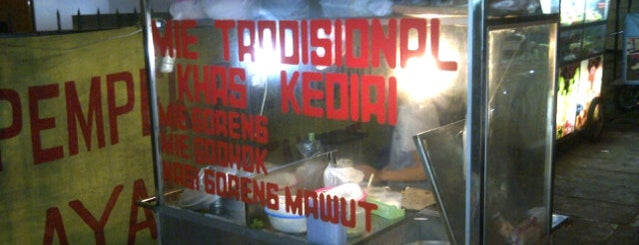 Nasi goreng kediri ROLEX is one of Kuliner Wajib @Surabaya.
