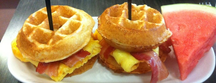 Chicago Waffles is one of Best Breakfast Spots in Chicagoland.