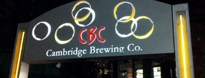 Cambridge Brewing Company is one of Must See Boston.