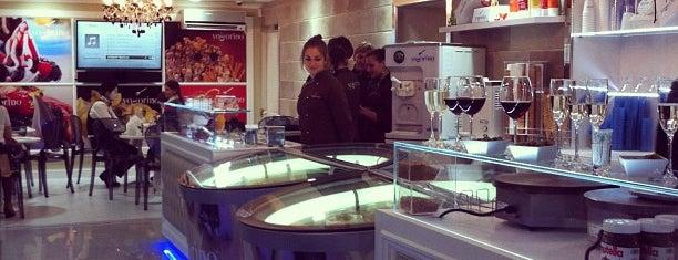 Yogorino is one of Cafe Kyiv (Kiev, Ukraine).