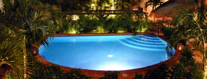 The 15 best places with scenic views in playa del carmen for Best boutique hotels playa del carmen