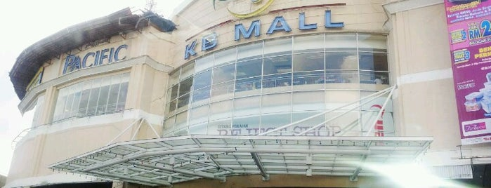 KB Mall is one of Top 10 favorites places in Kota Bharu, Malaysia.