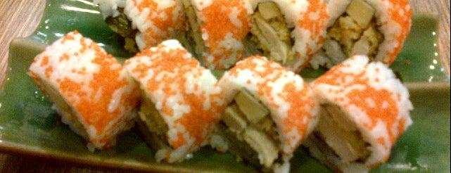 Ichiban Sushi is one of Favorite Food.