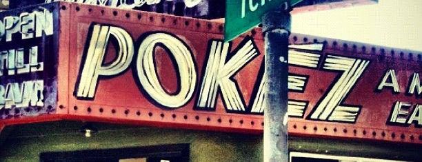 Pokez Mexican Restaurant is one of Good Karma.